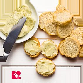 Bohnen-Sardellen-Paste für Crostini